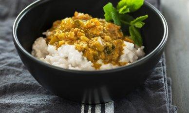 Kukkakaaliriisi-curry